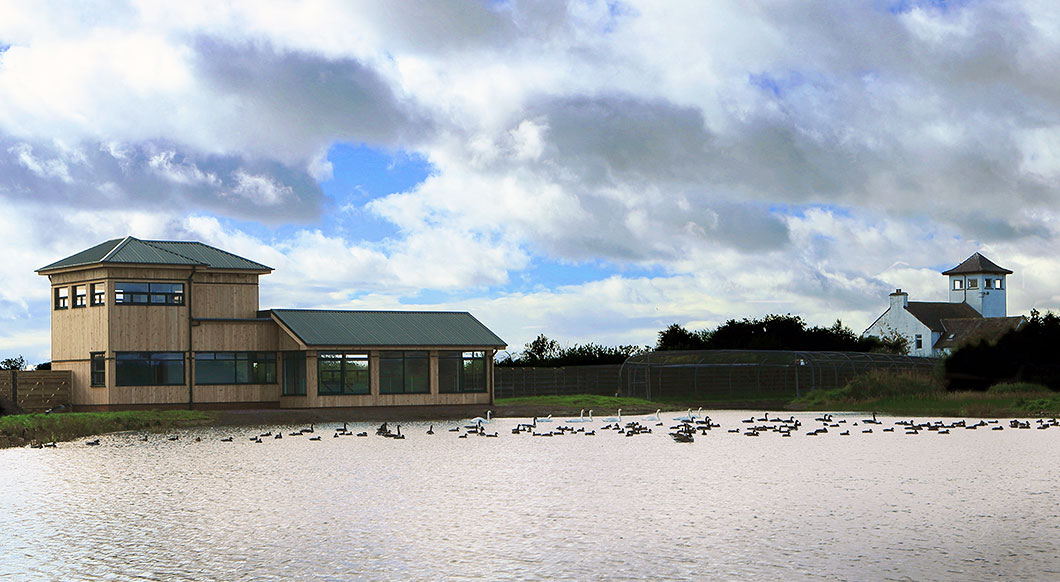 WWT Caerlaverock Wetland Centre