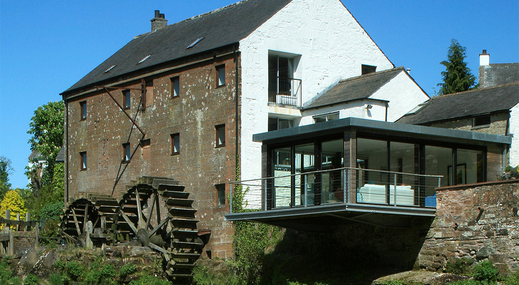 East Cluden Mill