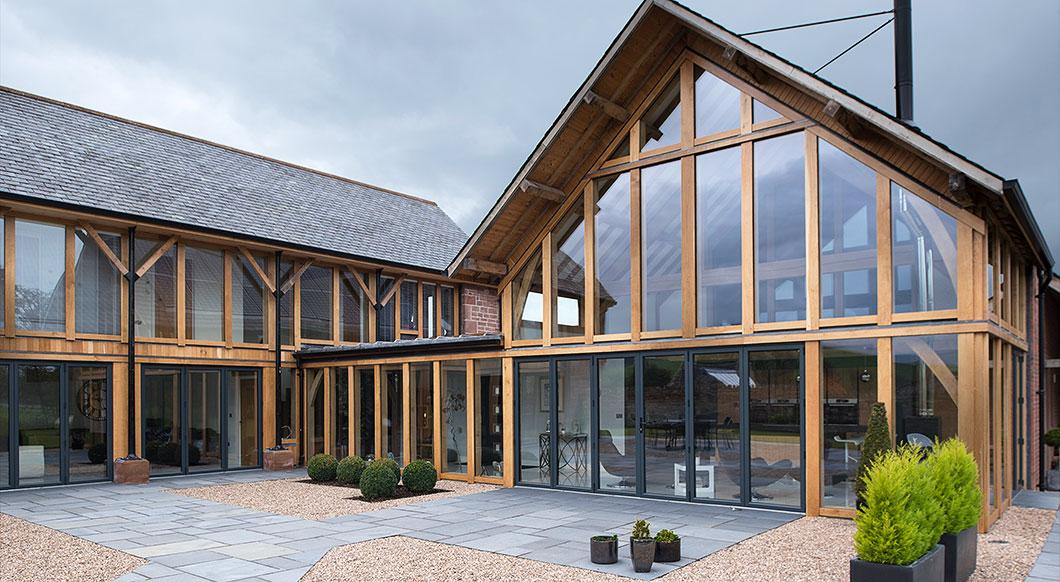 Cumcatch Farm - Exterior