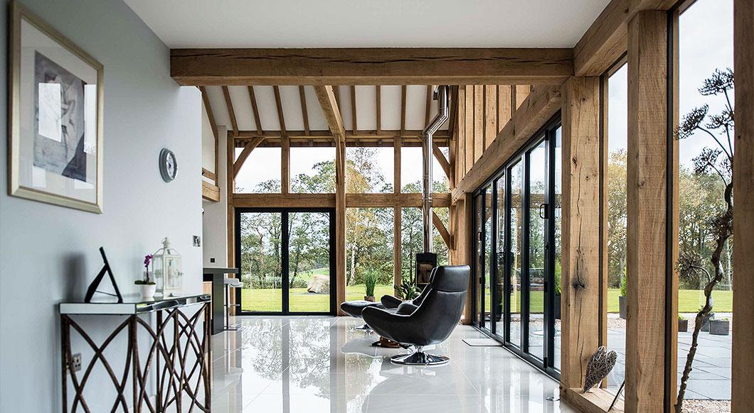 Cumcatch Farm - Interior