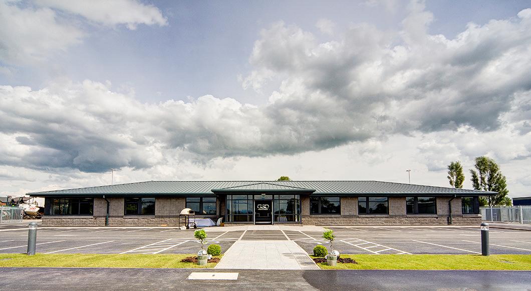 Architects Plus DSD Offices Kingmoor Park
