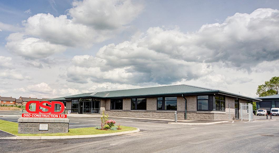 Architects Plus DSD Offices Kingmoor Park Office Design