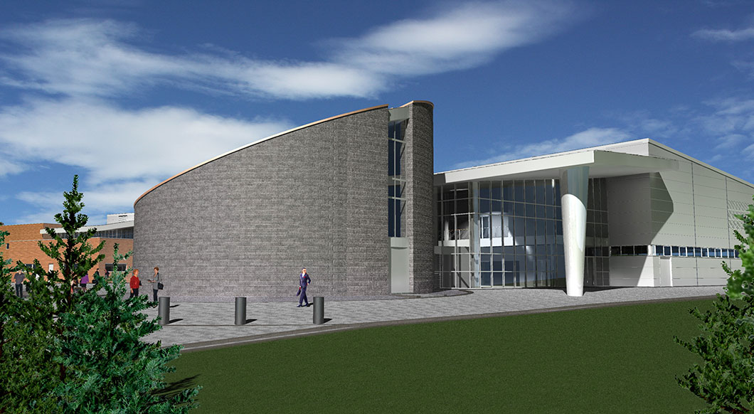 Energus Workington Exterior CAD