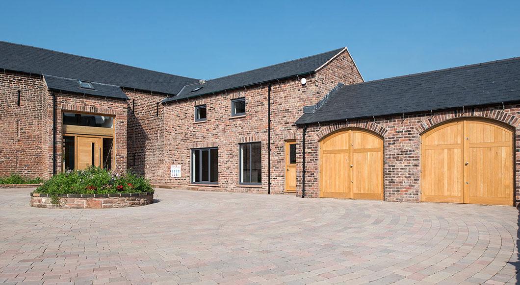 Linstock Barn - Exterior