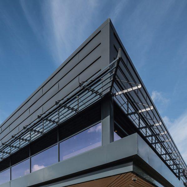 Pioneer Food Hall Carlisle Architects Plus