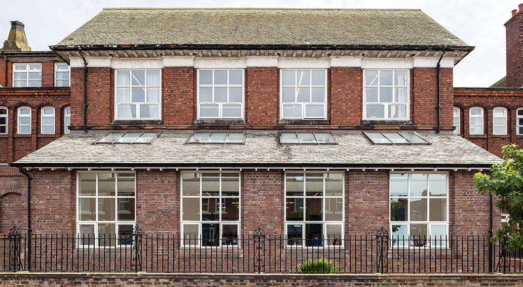 Robert Ferguson School - Exterior