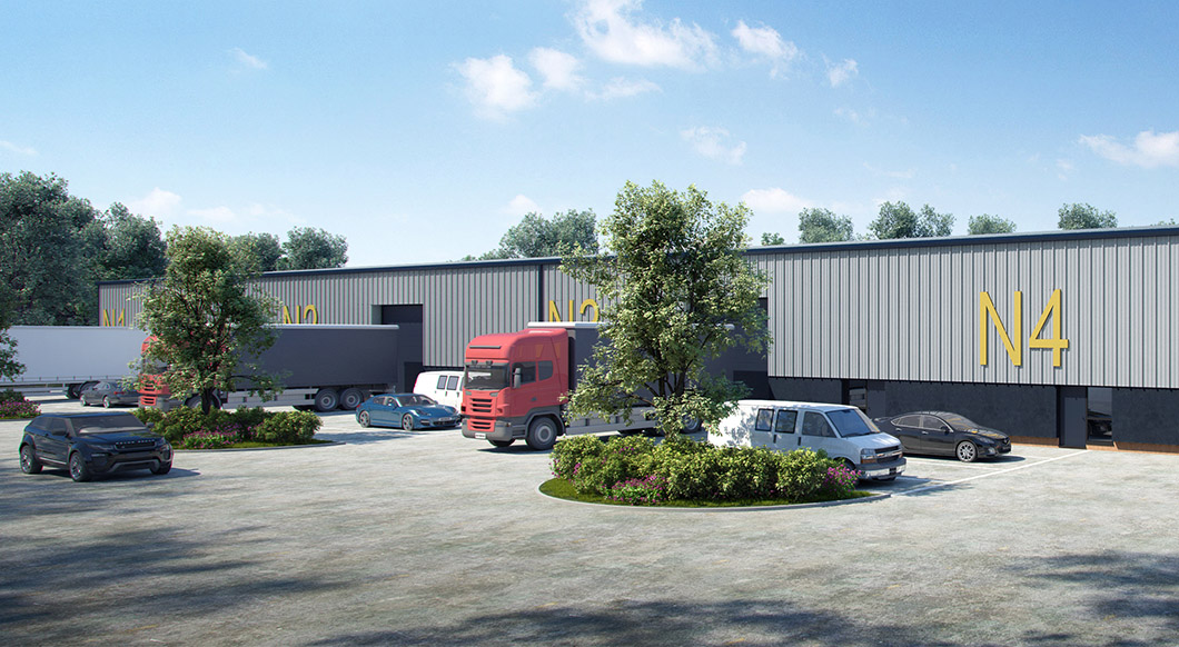 Industrial business units kingmoor park properties