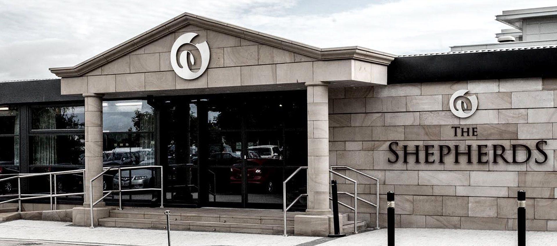 The Shepherds Inn & Auctioneer
